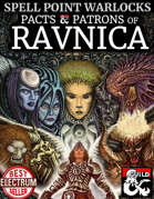 Spell Point Warlocks of Ravnica [BUNDLE]