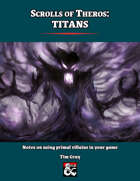 Scrolls of Theros: Titans
