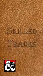 Manual of Skilled Trades