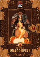 The Path of Dragonfire - Barbarian Primal Path