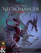 True Necromancer - Class Option (Fantasy Grounds)