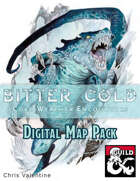 Bitter Cold: Cold Weather Encounters, Digital Map Pack