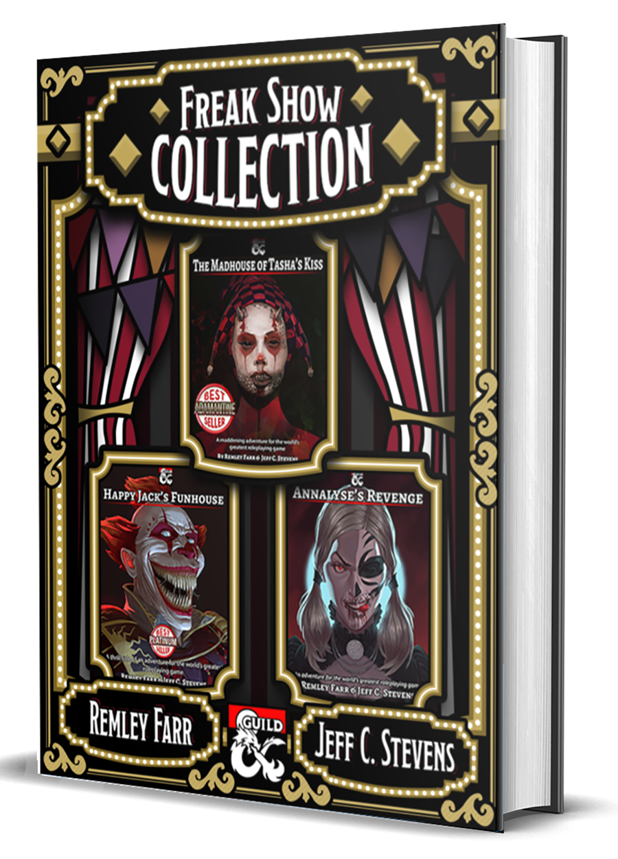 Freak Show Collection PDF and PRINT