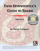 Enta Spinwhistle's Guide to Sharn (Fantasy Grounds)