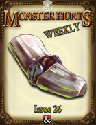 Monster Hunts Weekly: Issue 26 (Fantasy Grounds)