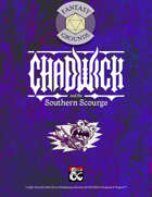 Chadwick and the Southern Scourge (Fantasy Grounds)