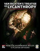Van Richten's Treatise on Lycanthropy (Fantasy Grounds)