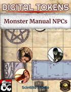 Digital Tokens: NPCs (Monster Manual)