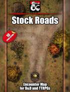 Stock Roads - 10 maps - jpg & Fantasy Grounds .mod