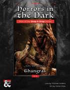 Drag & Drop: NPC Options Horrors in the Dark #1