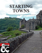 Starting Towns