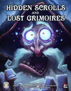 """""""Hidden Scrolls & Lost Grimoires"""" The 137 Spells Collection (Fantasy Grounds)"""