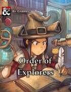Wizard- Order of Explorers [BUNDLE]