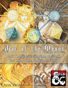War of the Moons Divination System