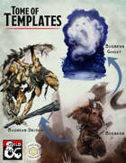 Tome of Templates (Fantasy Grounds)