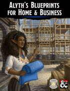 Alyth's Blueprints for Home & Business (Fantasy Grounds)