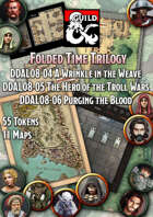 DDAL08 Folded Time Trilogy - Digital Map Pack