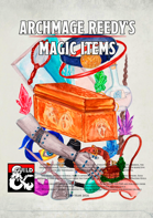 Archmage Reedy's Magic items