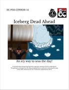 DC-PoA-CONMAR-16 Iceberg Dead Ahead