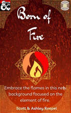 Born of Fire (Fantasy Grounds)