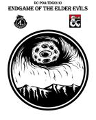 DC-PoA-TDG01-10 Endgame of the Elder Evils