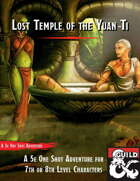 Lost Temple of the Yuan-Ti