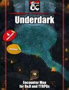 Underdark - 4 maps - jpg/mp4 & Fantasy Grounds .mod