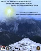 Drannian's Season 10 Dungeoncraft Adventure Trilogy [BUNDLE]