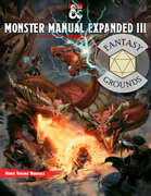Monster Manual Expanded III (5E) (Fantasy Grounds)