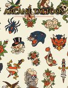 Arcane Tattoos