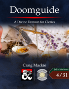 Doomguide: A Divine Domain for Clerics (Fantasy Grounds)
