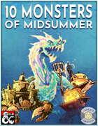 10 Monsters of Midsummer (Fantasy Grounds)
