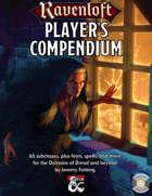Ravenloft Player's Compendium (Fantasy Grounds)