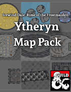 Icewind Dale: Rime of the Frostmaiden Ytheryn Map Pack
