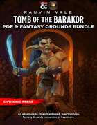Rauvin Vale: Tomb of the Barakor [BUNDLE]