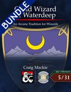 Guild Wizard of Waterdeep (PDF + Fantasy Grounds) [BUNDLE]