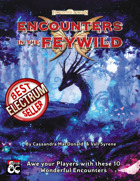Encounters in the Feywild