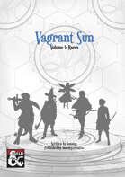 Vagrant Sun- Volume I- Races