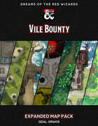 DRW-09 Expanded Maps (Vile Bounty)