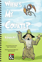Where's My Couatl?