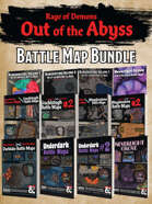 Out of the Abyss Battle Maps Images & Mods [BUNDLE]