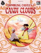 WBW-DC-FDC-05 Crumbling Castles & Candy Clouds