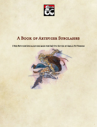 A Book of Artificer Subclasses