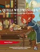 Quilla Wildwander's Introduction to the Art of Alchemy