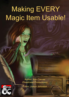 Making EVERY Magic Item Usable