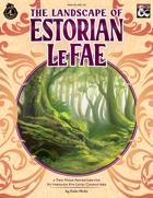 The Landscape of Estorian LeFae WBW-DC-FDC-06