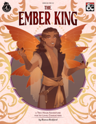 The Ember King (WBW-DC-FDC-01)