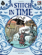 A Stitch in Time (WBW-DC-FDC-09)