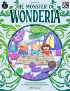 The Monster of Wonderia (WBW-DC-FDC-04)