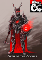 Oath of the Occult - A Paladin Subclass